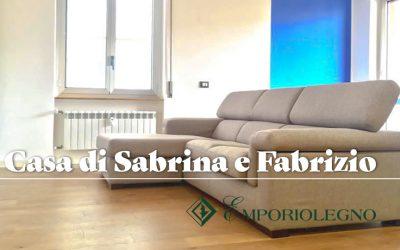 Casa di Sabrina e Fabrizio