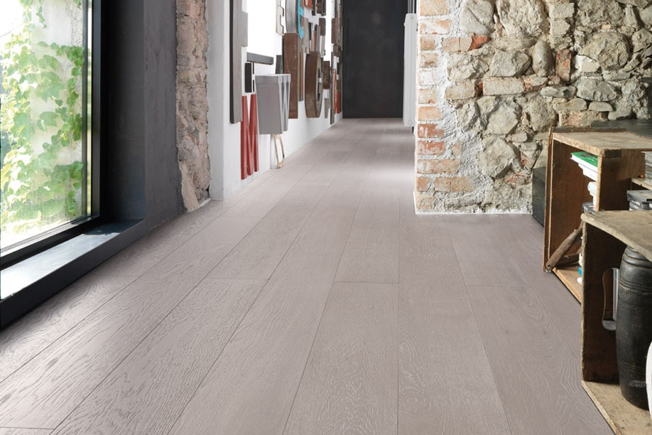 Woodline Smart XL Rovere Argento
