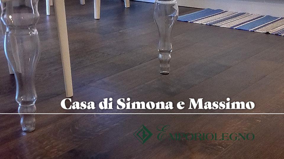 Casa di Simona e Massimo