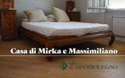 Casa di Mirka e Massimiliano