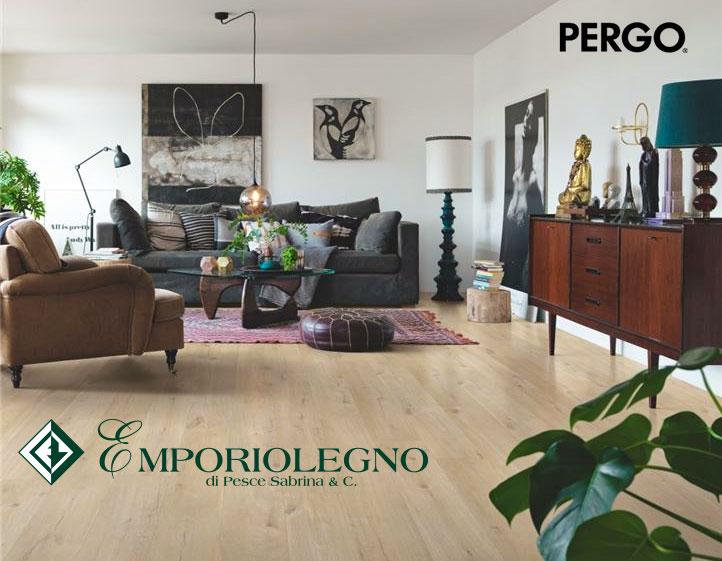 EMPORIOLEGNO Genova Parquet Spinelli