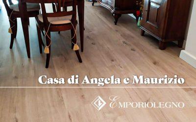 Casa di Angela e Maurizio